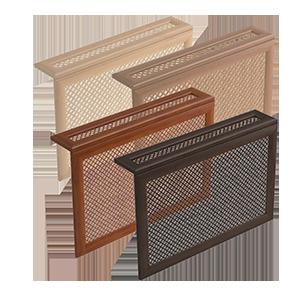 экраны для радиаторов отопления из ХДФ