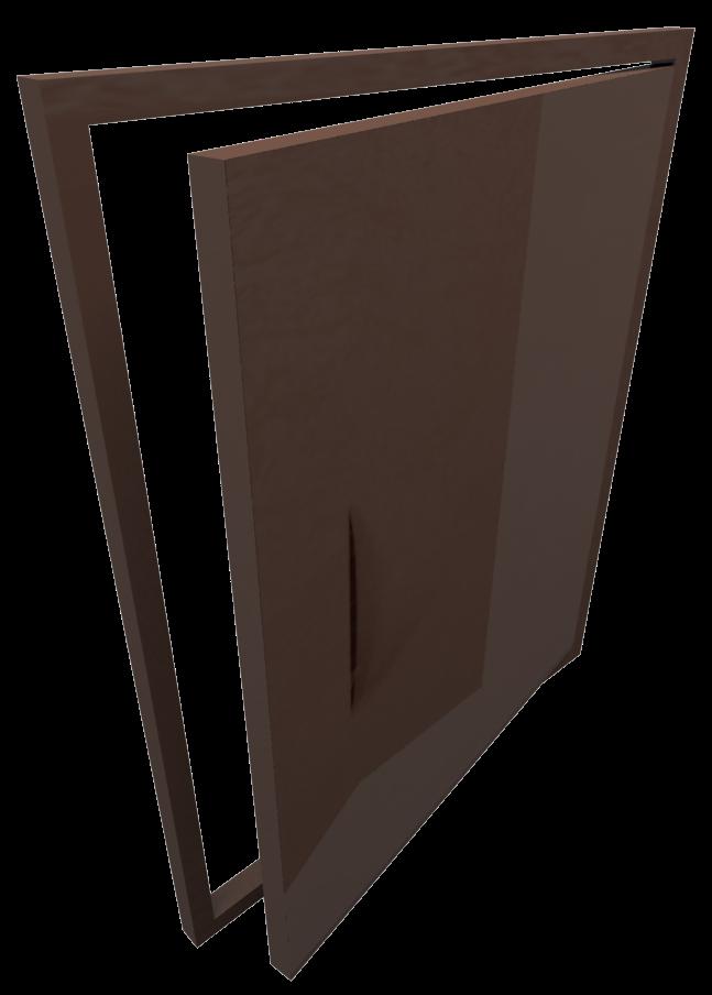 металлические сантехнические люки